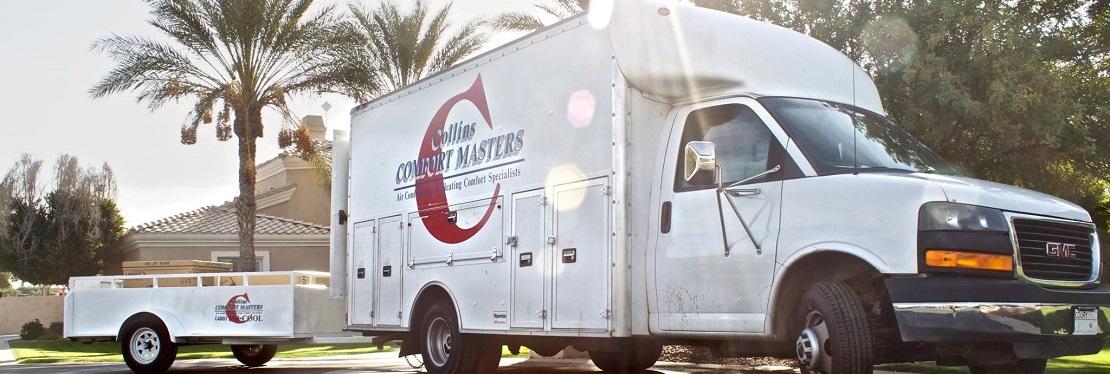 Collins Comfort Masters reviews   Plumbing at 1455 West Scott Avenue - Gilbert AZ
