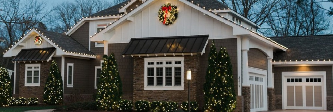 Coastal Virginia Christmas Decor reviews | Holiday Decorating Services at 709 Burrow Ave - Chesapeake VA