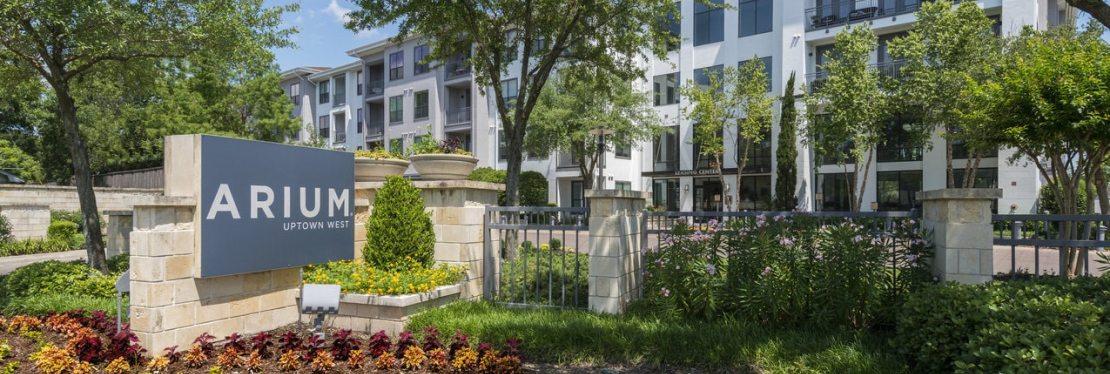 ARIUM Uptown West reviews | Apartments at 7600 Highmeadow Drive - Houston TX