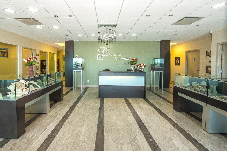 Executive Diamond Services reviews | Jewelry at 8820 Blackfoot Trail SE - Calgary AB