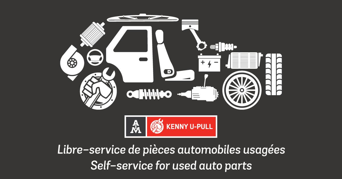 Kenny U-Pull reviews | Auto Parts & Supplies at 9160 boul. Henri-Bourassa E - Montreal QC