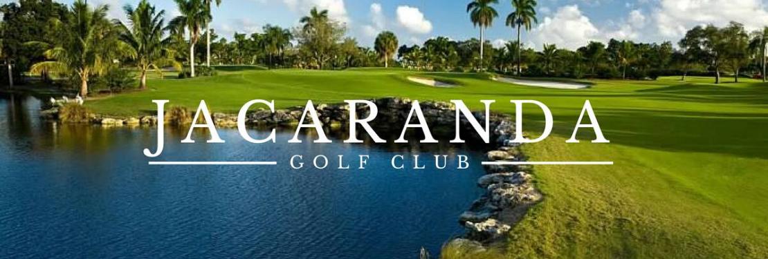 Jacaranda Golf Club reviews | Golf at 9200 W Broward Blvd - Plantation FL