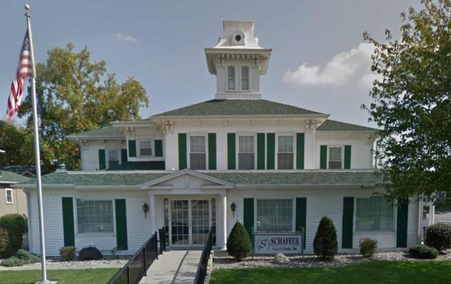 Schaffer Funeral Home, Inc. reviews   Funeral Services & Cemeteries at 529 Jefferson Ave - Defiance OH