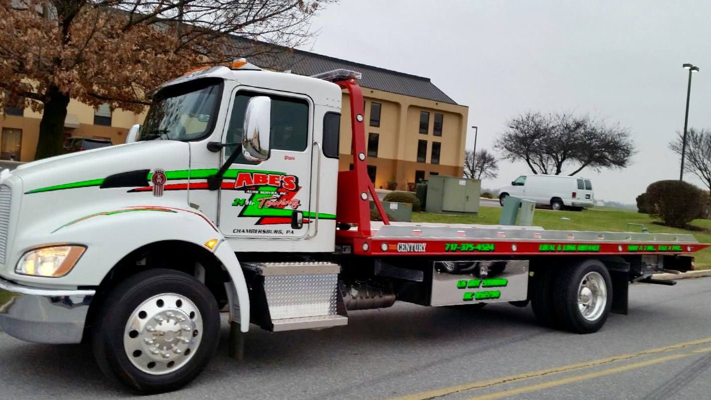 Abe's Auto Service & Towing, Inc. reviews | Auto Repair at 3066 Molly Pitcher Hwy - Chambersburg PA