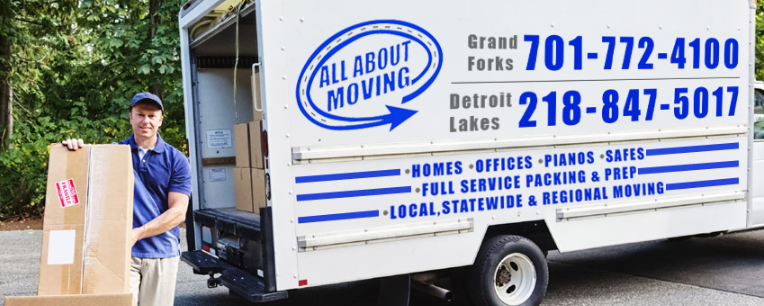 All About Moving & Storage reviews | Movers at 2402 N 69th St #A - Grand Forks MN