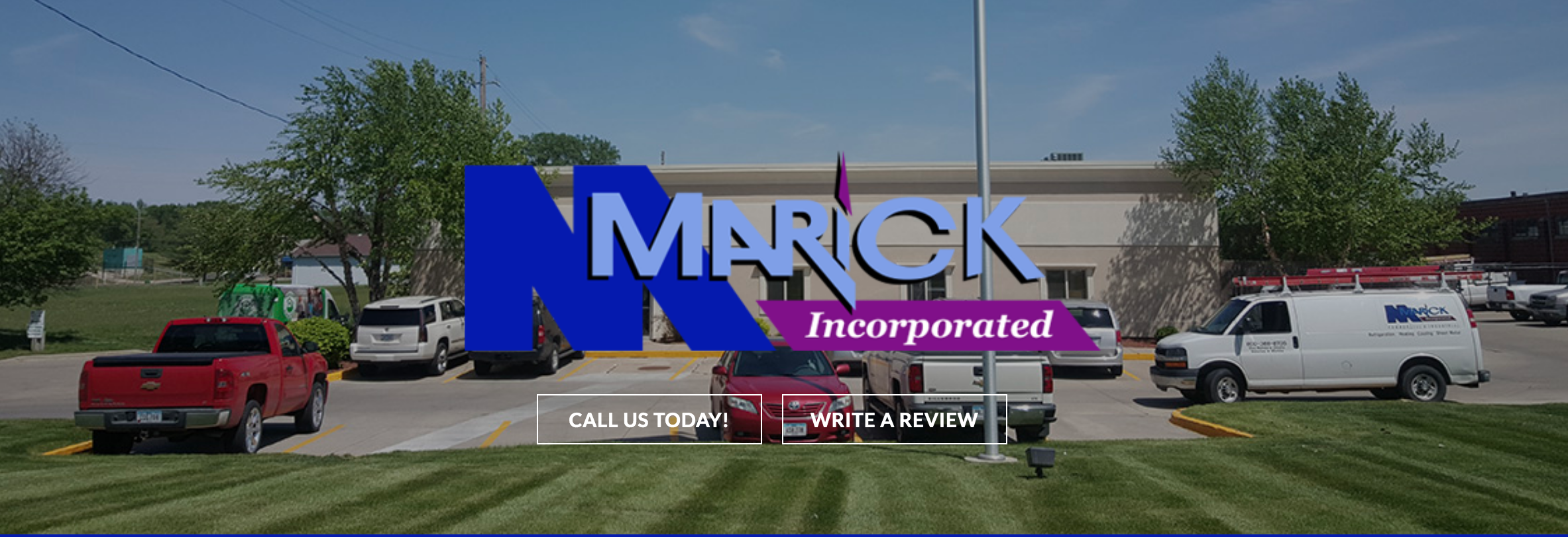 Marick Inc. reviews | Industrial Equipment Supplier at 138 Jefferson Ave - Des Moines IA