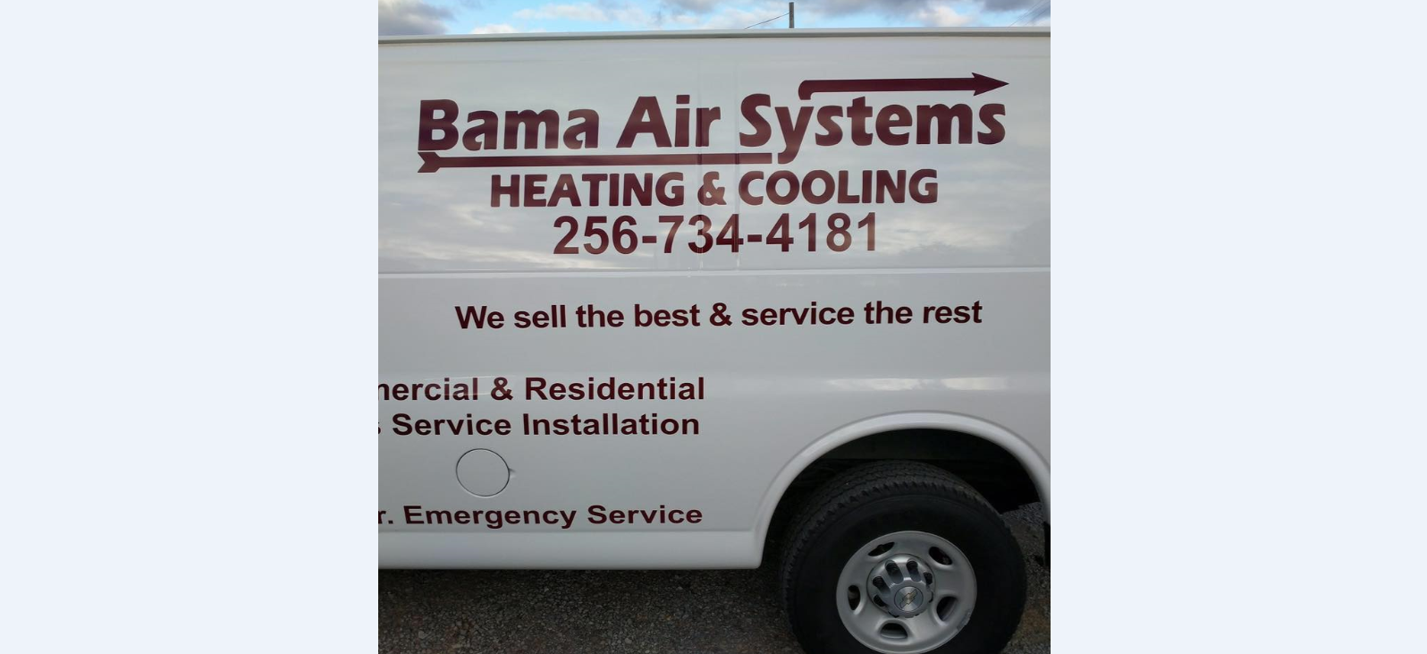 Bama Air Systems Mechanical Contractor, Inc reviews | Heating & Air Conditioning/HVAC at 78 Lindsey Rd - Cullman AL