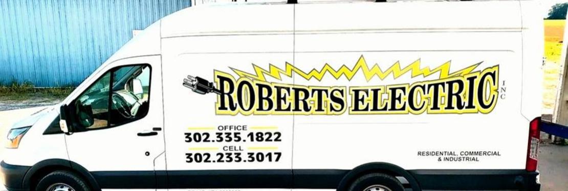 Roberts Electric Inc. reviews | Electricians at 165 Barkers Landing Rd - Magnolia DE
