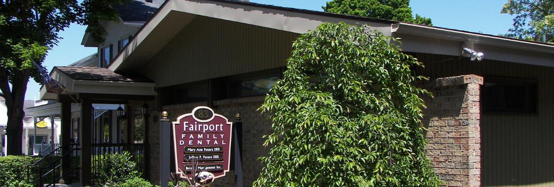 Fairport Family Dental reviews | Dentists at 83 S Main St - Fairport NY