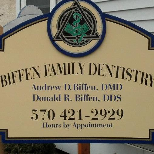 Biffen Family Dentistry reviews | Dentists at 23 N Courtland St - East Stroudsburg PA
