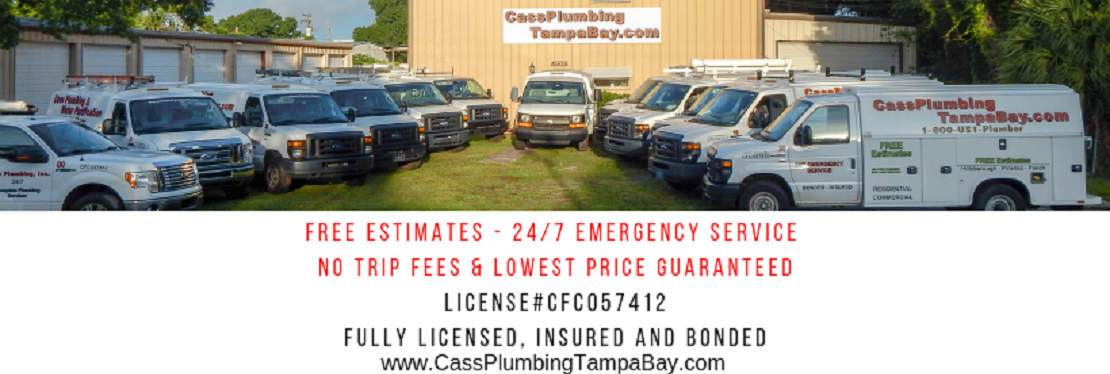 Cass Plumbing, Inc. reviews | Plumbing at 4808 North Hubert Avenue - Tampa FL