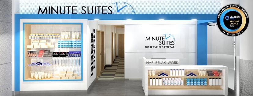Minute Suites ATL Concourse B reviews | Hotels at 6000 N Terminal Pkwy - Atlanta GA