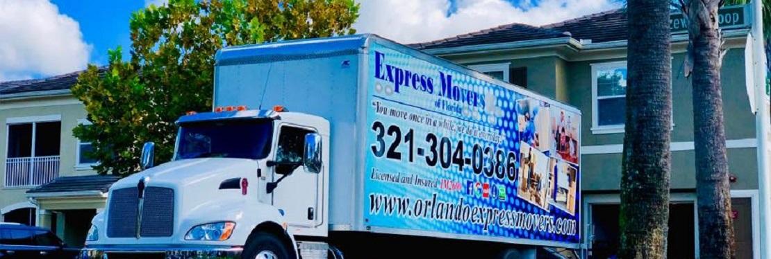 Orlando Express Movers Inc. reviews | Movers at 3646 Old Winter Garden Rd - Orlando FL
