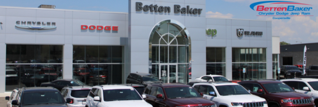 Betten Baker Chrysler Dodge Jeep Ram of Coopersville reviews   Car Dealers at 950 O'Malley Dr - Coopersville MI
