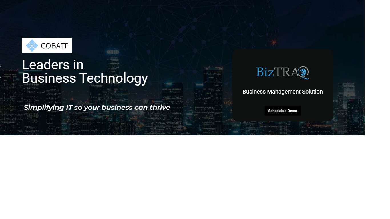 COBAIT - Leaders in Business Technology reviews | Internet Service Providers at 9494 Southwest Fwy #850 - Houston TX