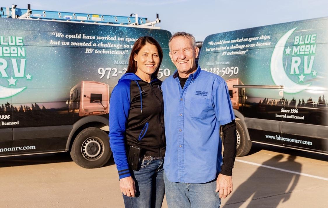 Blue Moon Mobile RV reviews | RV Repair at 1501 Halsey Way - Carrollton TX