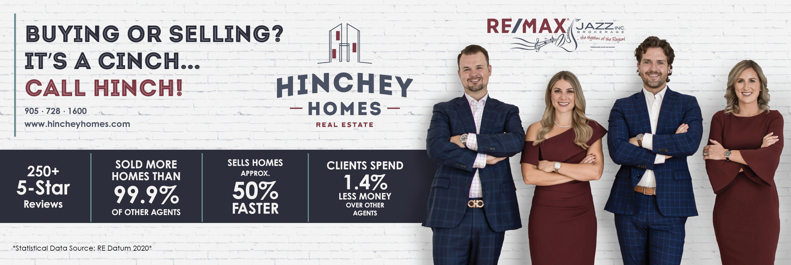The Hinchey Homes Team - Re/Max Jazz Reviews, Ratings | Real Estate Services near 193 King Street East , Oshawa ON