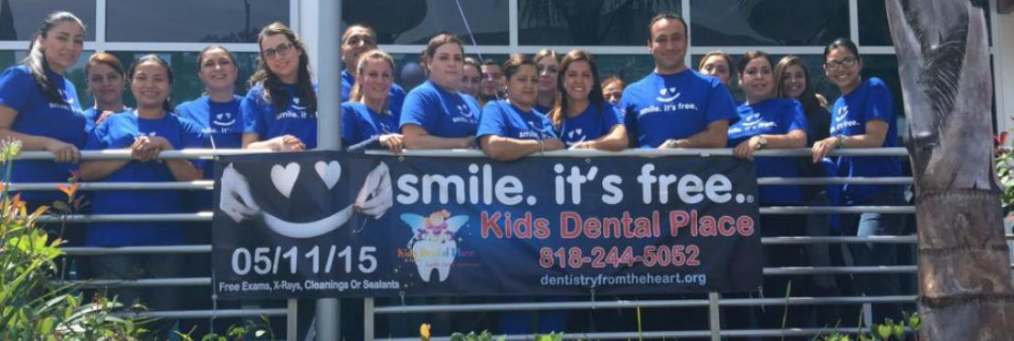 Kids Dental Place - East Los Angeles reviews | Dentists at 4221 East Cesar E Chavez Avenue - Los Angeles CA