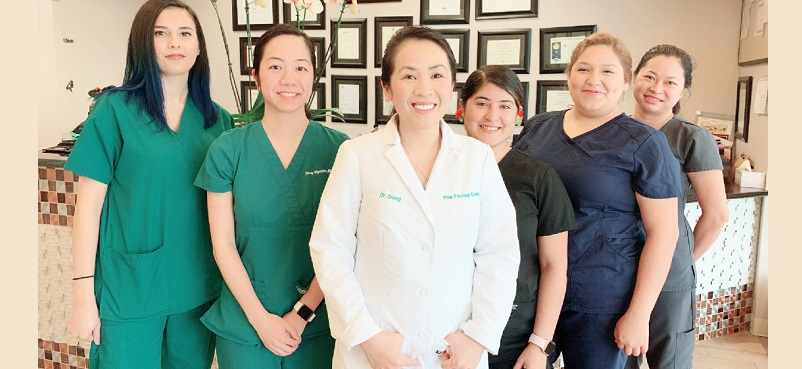 The Favour Dental: Cam Ngoc Dong, DDS Reviews, Ratings | Dentists near 9979 Beechnut , Houston TX