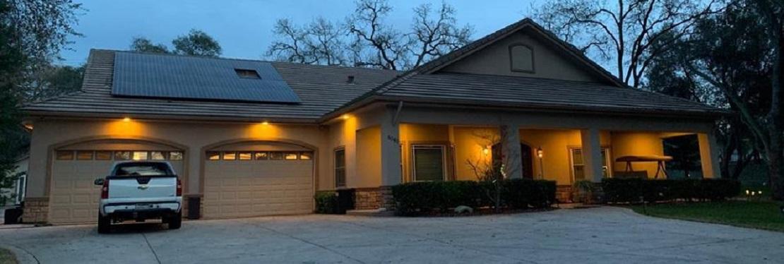 Gold Rush Energy Solutions reviews | Solar Installation at 4911 Windplay Dr - El Dorado Hills CA