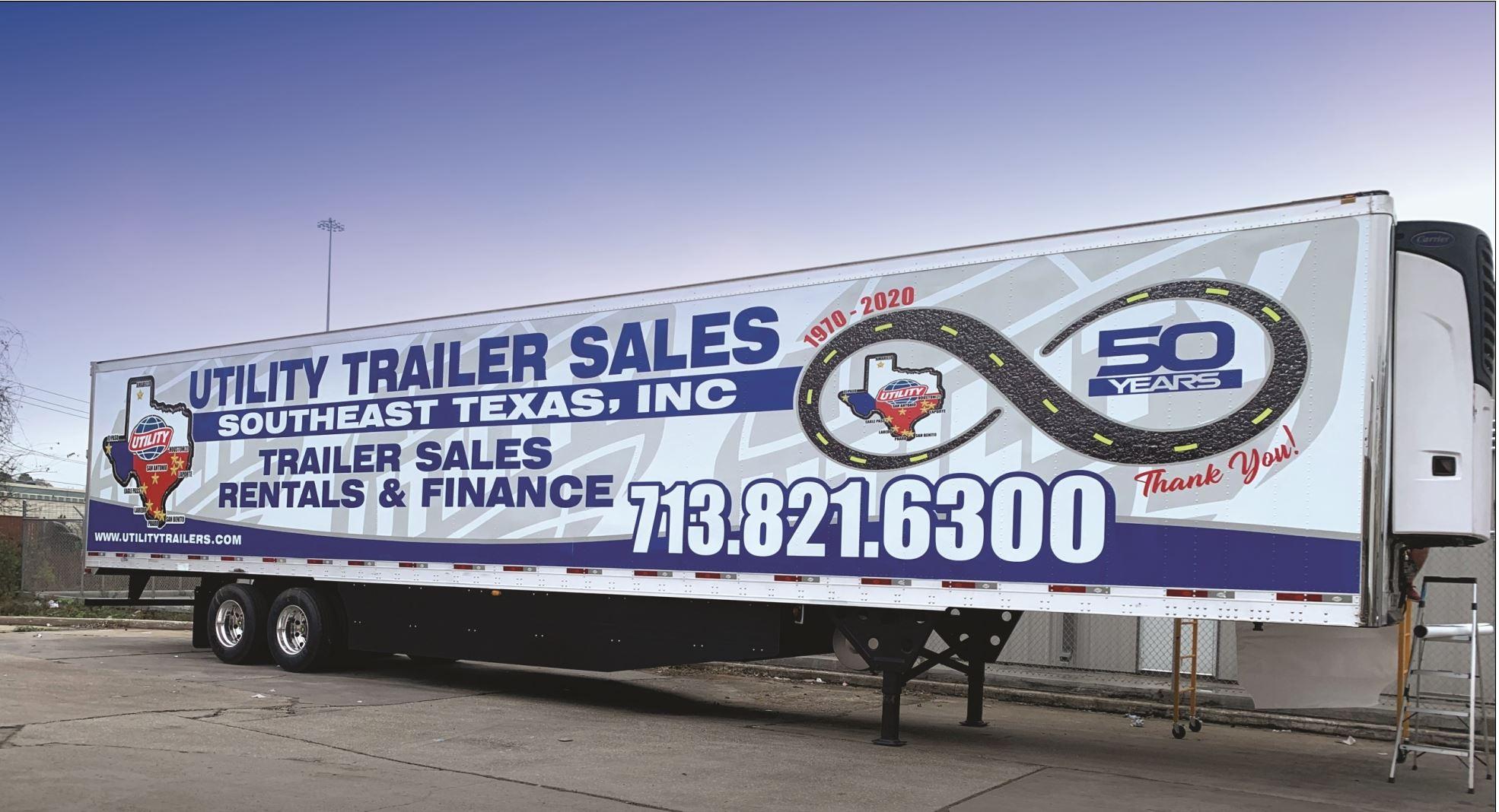 Utility Trailer Sales Southeast Texas, Inc reviews | Trailer Dealers at 4901 Blaffer St - Houston TX
