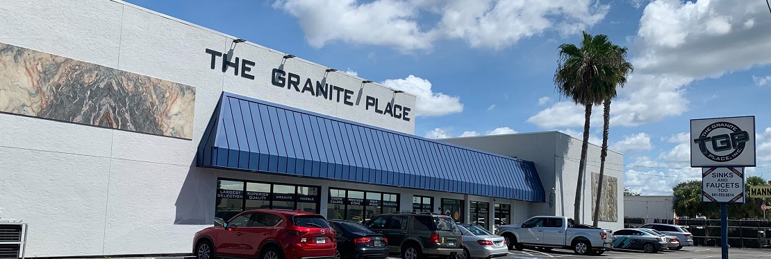 The Granite Place, Inc reviews | Countertop Installation at 2328 N Washington Blvd - Sarasota FL