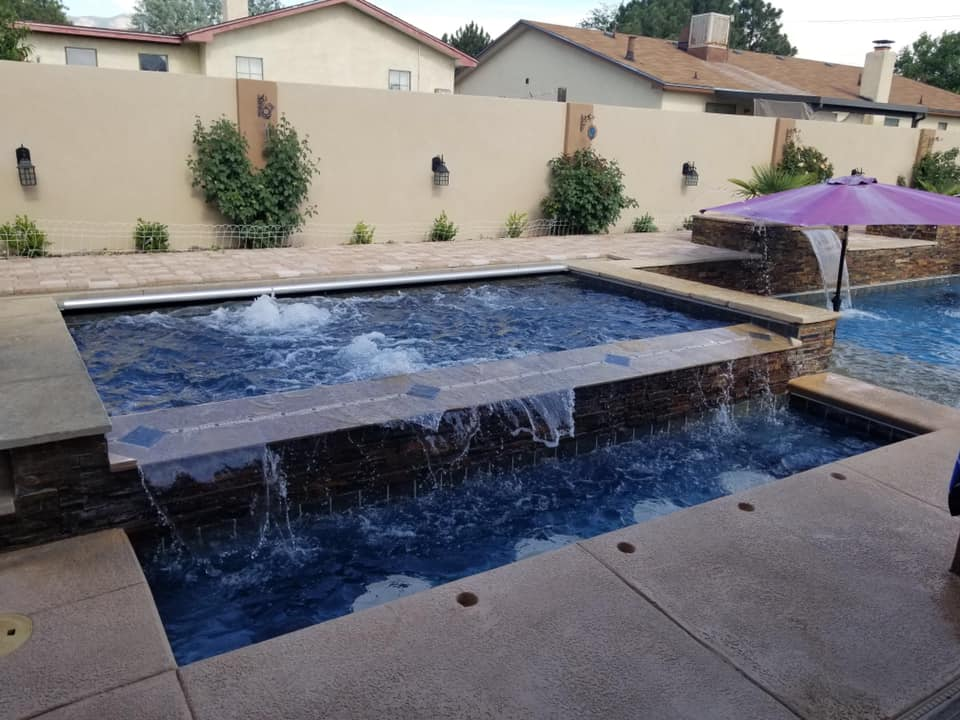 D'Angelico Enterprises, Inc. Pools, Spas & Patios Reviews, Ratings | Swimming Pools near 3209 Mercantile Court Unit A , Santa Fe NM