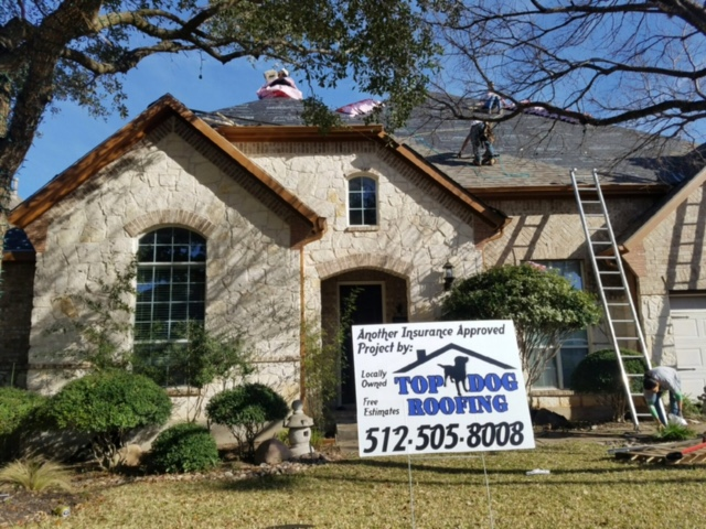 Top Dog Roofing reviews | Roofing at 3600 W. Whitestone Blvd - Cedar Park TX