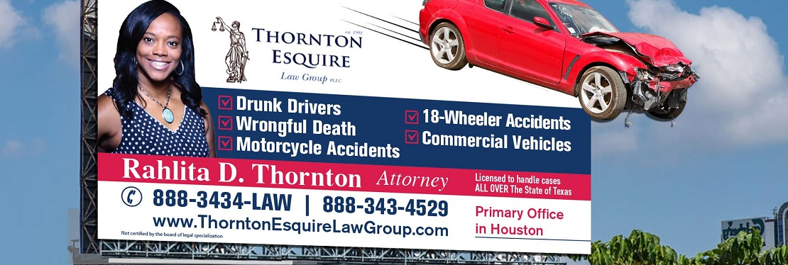 Thornton Esquire Law Group reviews   Divorce & Family Law at 3730 Kirby Dr - Houston TX