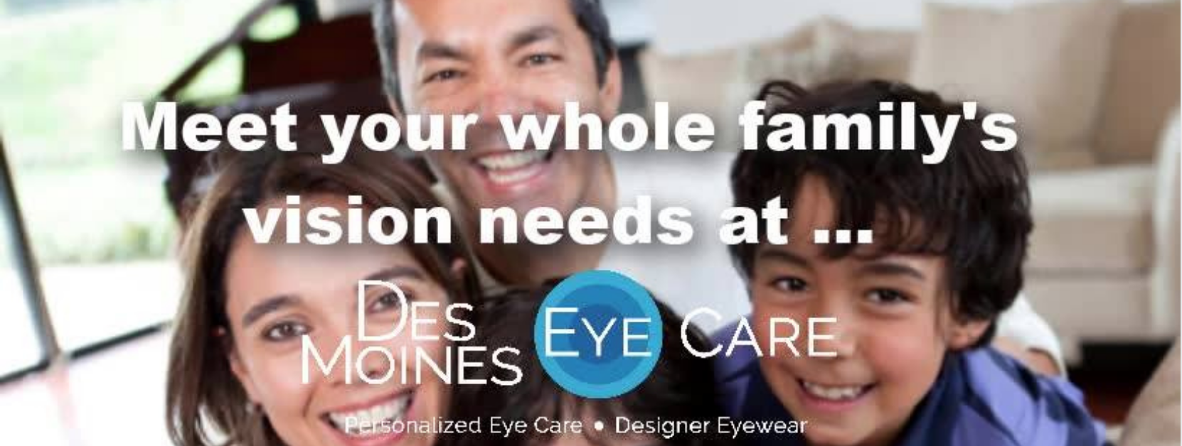 Des Moines Eye Care reviews | Optometrists at 2600 Grand Ave Ste 202 - Des Moines IA