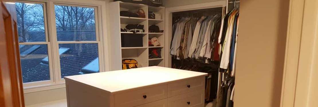 Expert Closets reviews | Cabinetry at 1 Atlantic Ave - South Yarmouth MA