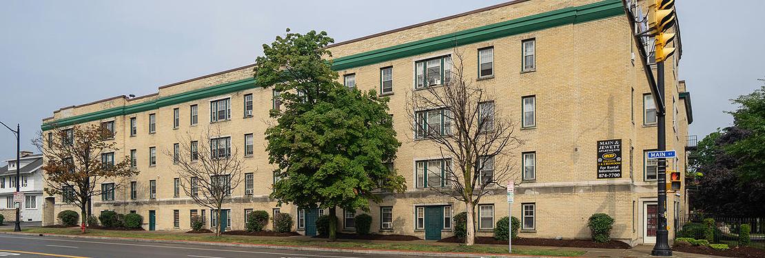 Main Jewett Apartments reviews | Apartments at 4 Jewett Pkwy - Buffalo NY