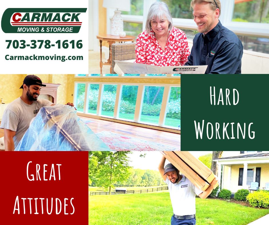 Carmack Moving & Storage reviews | Movers at 45055 Underwood Ln - Sterling VA