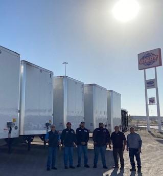 Utility Trailer Sales Southeast Texas, Inc reviews   Trailer Dealers at 11630 Gateway Blvd E - El Paso TX