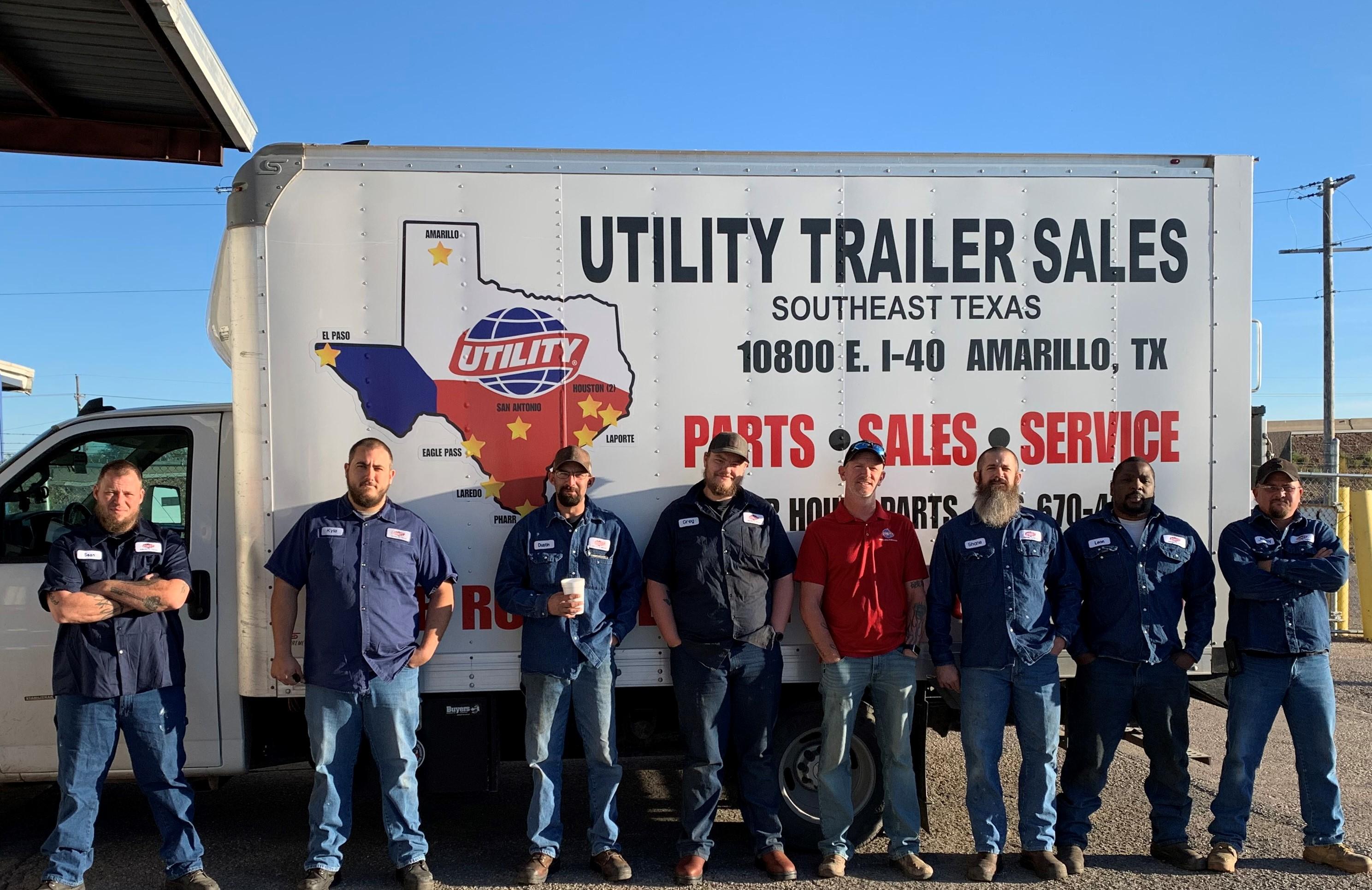 Utility Trailer Sales Southeast Texas, Inc - Amarillo, TX reviews | Trailer Dealers at 10800 I-40 - Amarillo TX