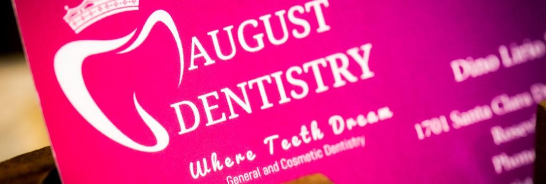 August Dentistry reviews | Dentists at 1701 Santa Clara Drive - Roseville CA