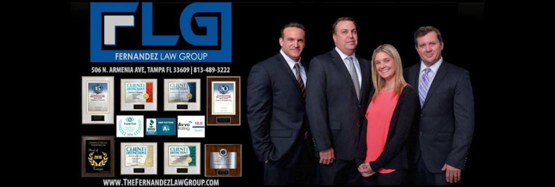 Fernandez Law Group reviews | Personal Injury Law at 506 N. Armenia Ave - Tampa FL