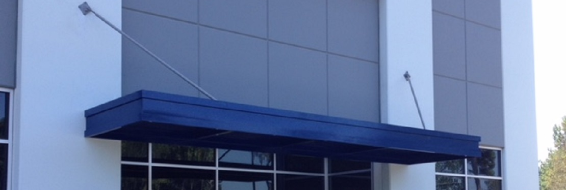Peachtree Awnings reviews   Awnings at 1600 Spectrum Dr. - Lawrenceville GA