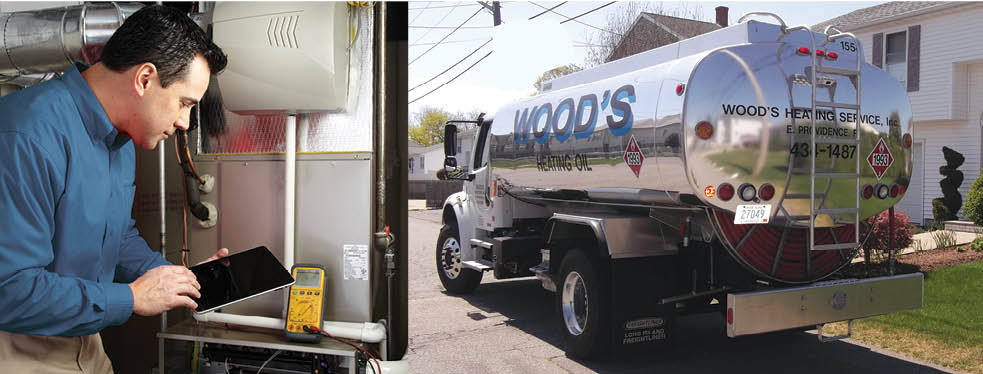 Wood's Heating Service reviews | Heating & Air Conditioning/HVAC at 22 Almeida Ave - East Providence RI
