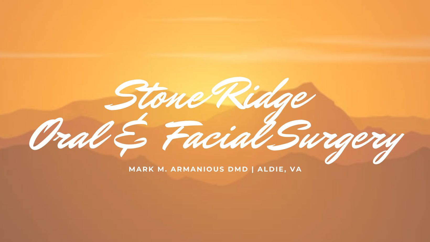 Stone Ridge Oral Surgery reviews | Oral Surgeons at 24600 Millstream Dr. - Aldie VA