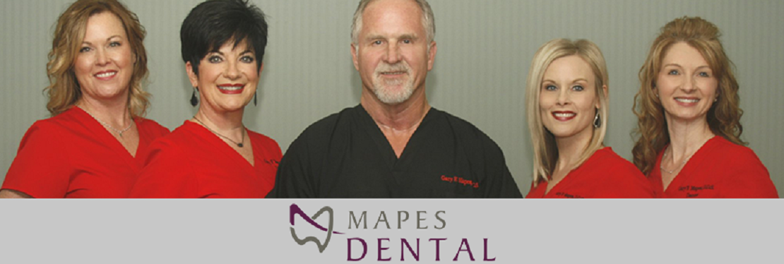 Mapes Dental: Gary F. Mapes DDS reviews | Dentists at 2800 Gilmer Rd - Longview TX