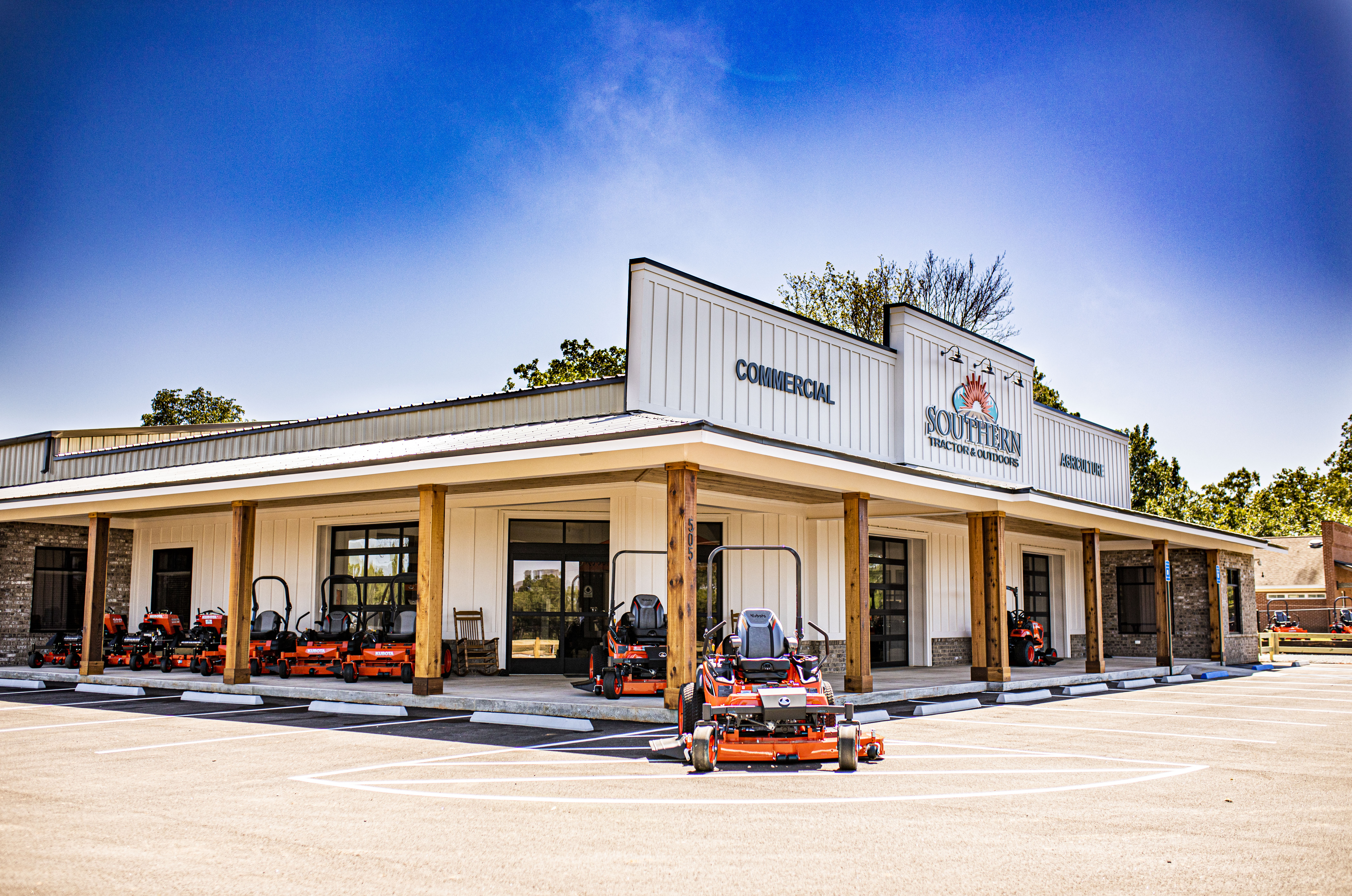 Southern Tractor & Outdoors, Inc. reviews | Agriculture, Fishing & Forestry at 505 US HWY 82 W - Leesburg GA
