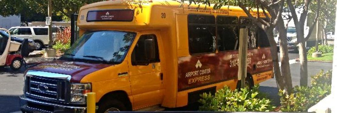 Airport Center Parking - Garage (LAX) reviews | Airport Shuttles at 5959 W Century Blvd - Los Angeles CA