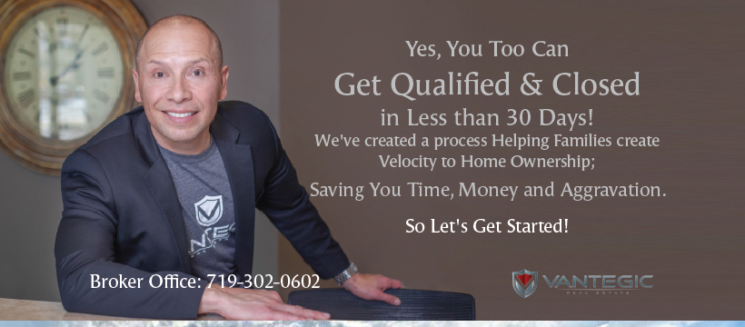 Vantegic Real Estate reviews | Real Estate Services at 1755 Telstar Dr - Colorado Springs CO