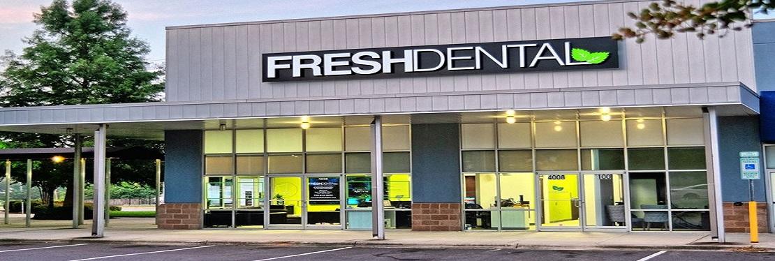 Fresh Dental Park Rd NC reviews | Dentists at 8420 Park Rd - Charlotte NC