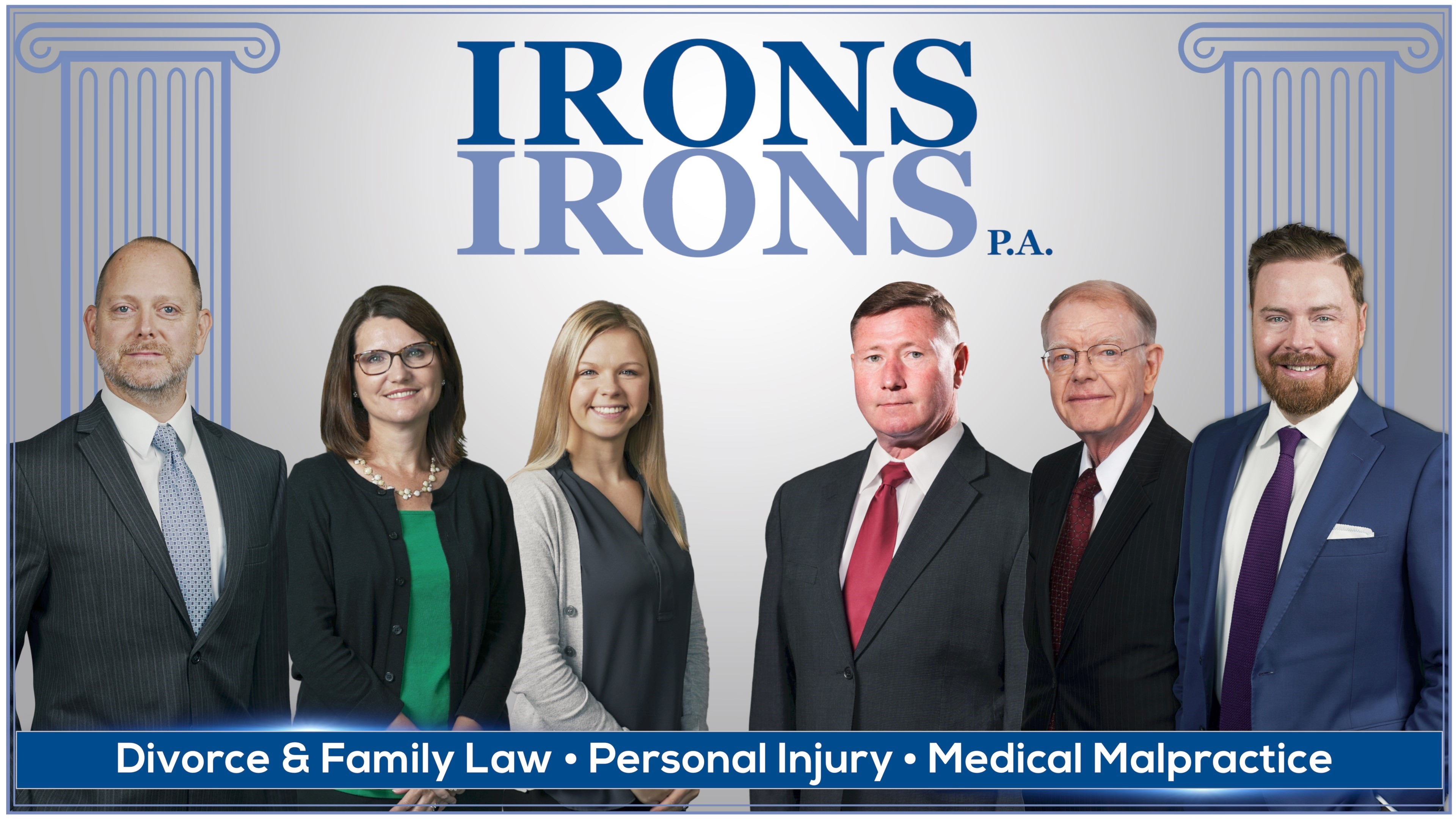 Irons & Irons P.A. reviews | Divorce & Family Law at 620 Lynndale Ct - Greenville NC