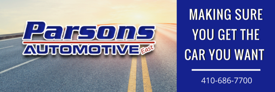 Parsons Automotive East reviews   Car Dealers at 316 Eastern Blvd - Baltimore MD