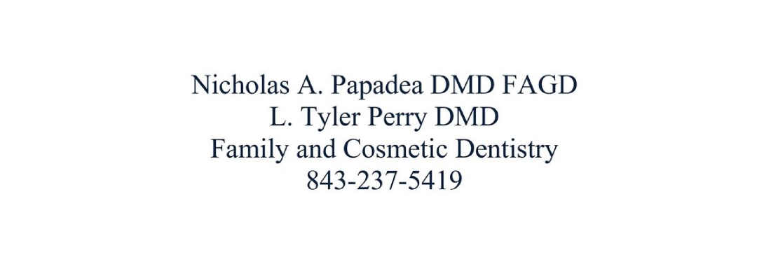 Family & Cosmetic Dentistry: Nicholas A. Papadea D Reviews, Ratings | Dentists near 8457 Ocean Hwy , Pawleys Island SC