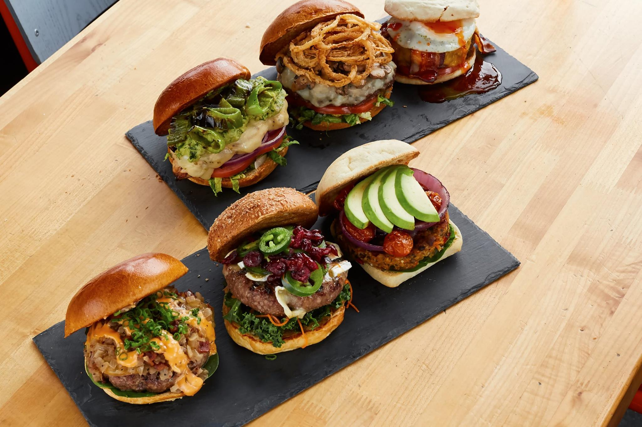 The Counter Santana Row reviews | Burgers at 3055 Olin Avenue Suite 1035 - San Jose CA