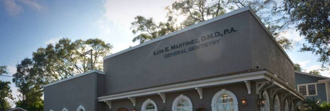 Luis E Martinez DMD PA reviews | Dentists at 3770 16th St N - St. Petersburg FL